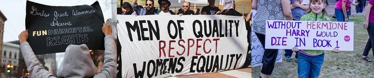 Womens Day Blog Banner